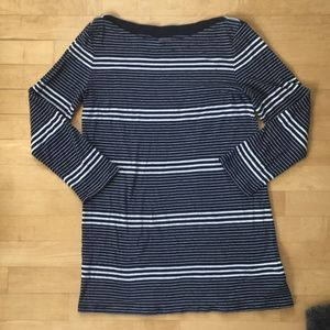 Gap Maternity Striped Shirt